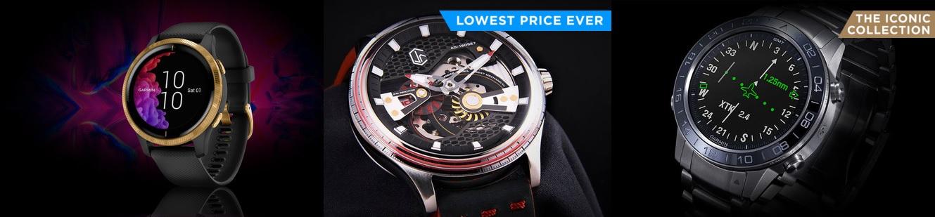 unique luxury watches